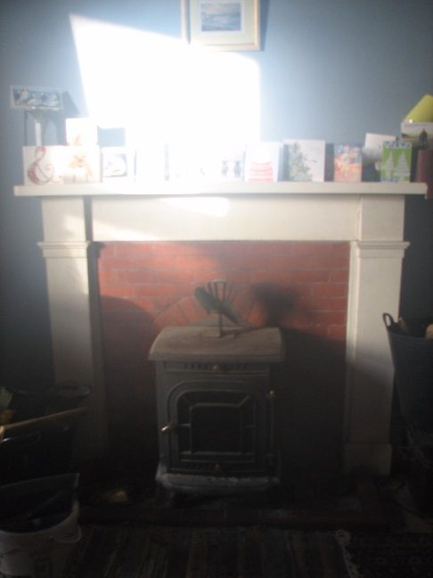 Apart from the Country Kiln, all the other burners have been ebay purchases. This one was new, but it's not a branded one. Does OK but a bit leaky (so doesn't shut down fully). But makes the library nice and toasty so we're not complaining!