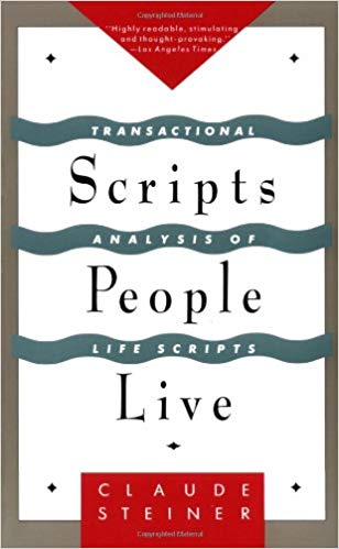 Scripts People Live book cover - by Claude Steiner